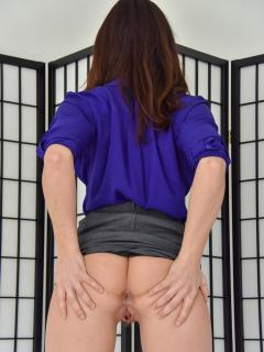 Her Secretary Look