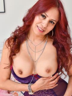 Flirty Purple