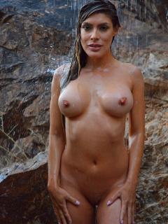 Cliffside Shower