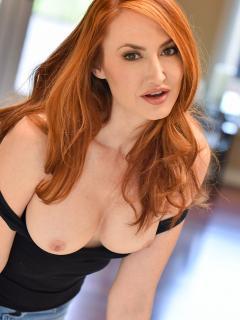 Sensual Redhead