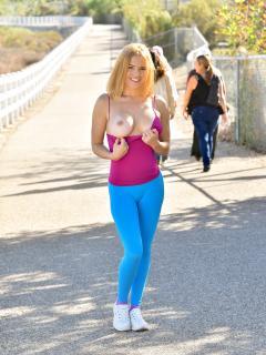 Jogging After Sex