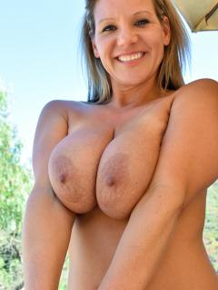 The Busty Hiker