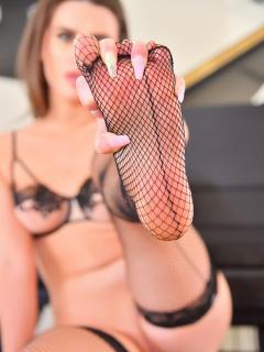 Caught In Her Net