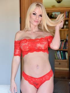 Lacy Red Dream