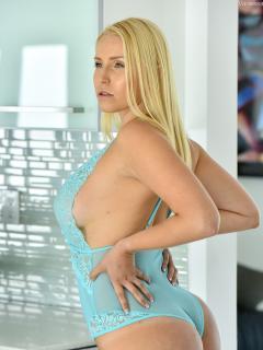 Blue Sheer Hotness